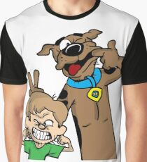 Scooby and Shaggy Graphic T-Shirt