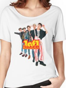 SHINee 1of1 . Women's Relaxed Fit T-Shirt