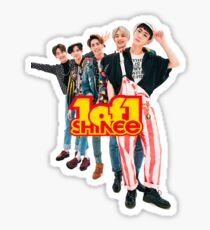 SHINee 1of1 . Sticker