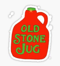Festive Jug  Sticker