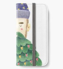 Hipster Christmas iPhone Wallet/Case/Skin