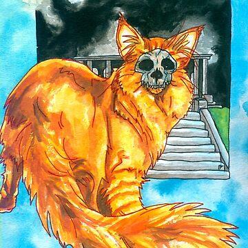 Schrodinger's cat by HiddenStash