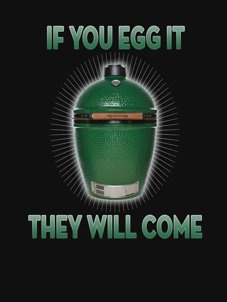 Wenn du es eggst, kommen sie großes grünes Ei von DigitalEdge