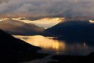 Ballachulish Sunset by Mark Greenwood