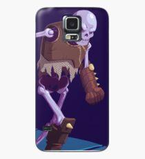 Skeleton Warrior Case/Skin for Samsung Galaxy