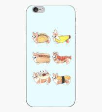 Essen Corgi Kostüme 1 iPhone-Hülle & Cover