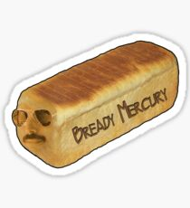 Bready Mercury Sticker