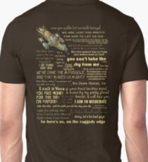 Firefly quotes T-Shirt