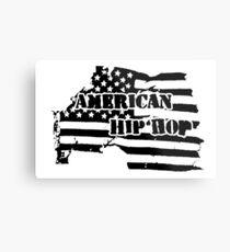American Hip Hop Metal Print