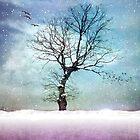 WINTER TREE by VIA INA