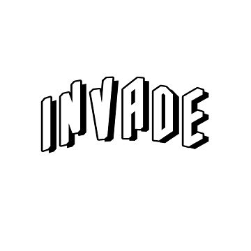 Invade Flag by invadeclothing