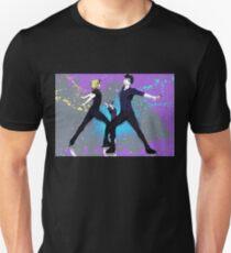 Yuri, Victor and Yurio! Unisex T-Shirt