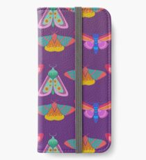 Moths iPhone Wallet/Case/Skin