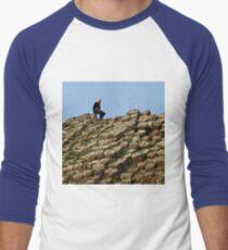 Thinker Men's Baseball ¾ T-Shirt