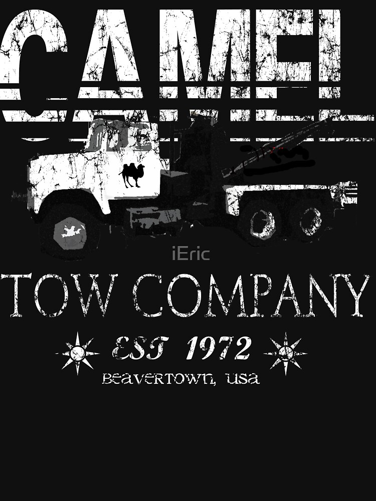Camel Tow Co. by frittata