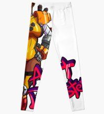 Artblaster Postergirl Leggings