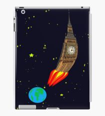 The British Space Programme  iPad Case/Skin