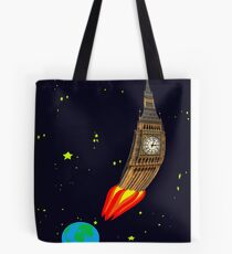 The British Space Programme  Tote Bag