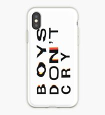 Frank Ocean BOYS DONT CRY iPhone Case