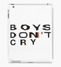 Frank Ocean BOYS DONT CRY iPad Case/Skin