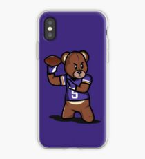 VICTRS - Teddy Football™ iPhone Case