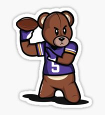 VICTRS - Teddy Football™ Sticker