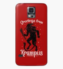 Krampus Case/Skin for Samsung Galaxy