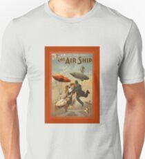 The Air Ship a Comedy T-Shirt