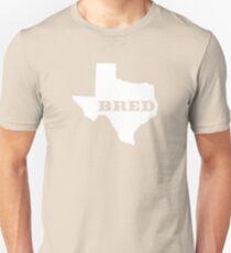 Texas Bred Unisex T-Shirt