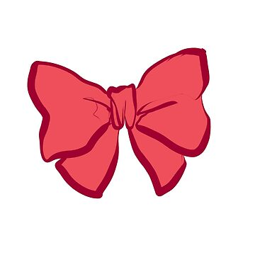 Pink Bow by babawa