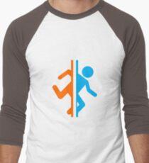 Portal silhouette T-Shirt