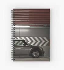 Mini John Cooper Works Spiral Notebook