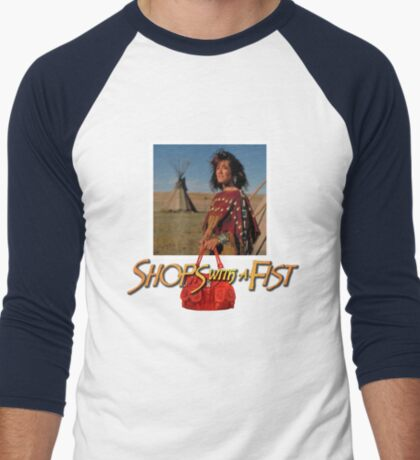 Shops with a Fist T-Shirt