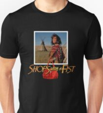 Shops with a Fist Unisex T-Shirt