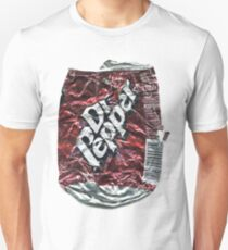 Crushed Dr Pepper Tin T-Shirt