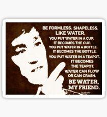 Word Of Infinite Wisdom Sticker