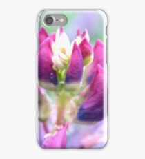 Purple Lupin Top iPhone Case/Skin
