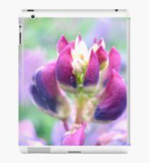 Purple Lupin Top iPad Case/Skin