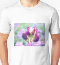 Purple Lupin Top Unisex T-Shirt