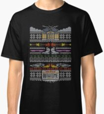 Back to the Future Christmas Classic T-Shirt