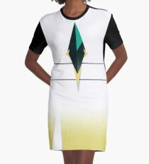 Lusamine Graphic T-Shirt Dress
