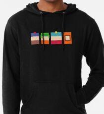 South Park Boys Pixel Art Lightweight Hoodie