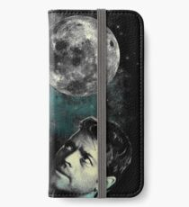 The Mountain Team Free Will Moon - Supernatural Edition iPhone Wallet/Case/Skin