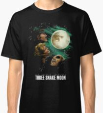 Les Enfants Terribles - Three Snake Moon Classic T-Shirt