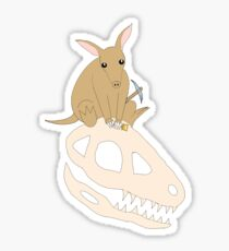 Archeology Aardvark Sticker