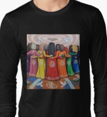 Femme: Women Healing the World Long Sleeve T-Shirt