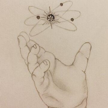 Atomic Innocence ~ Sketch by L-Anais