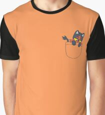 Pocket Litten (Pokemon) Graphic T-Shirt