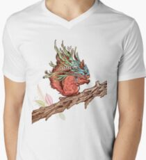 Little Adventurer V-Neck T-Shirt