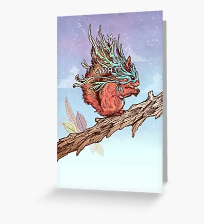 Little Adventurer Greeting Card